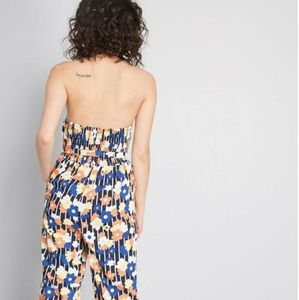 Modcloth Other - NWT Modcloth Genuine Genius Jumpsuit 1X